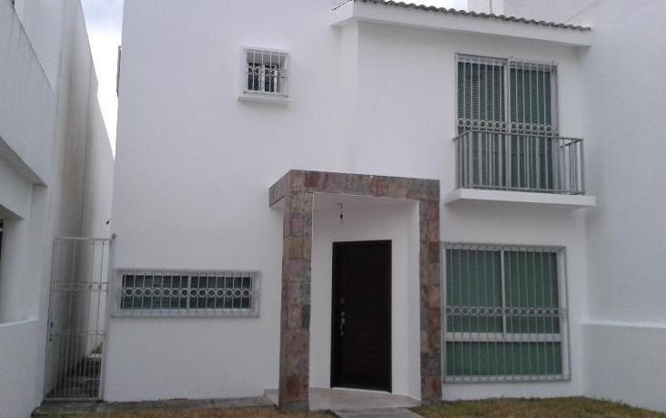 Foto de casa en renta en  , puerta grande, centro, tabasco, 1535022 No. 01