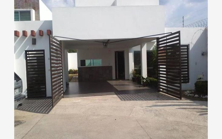 Foto de casa en renta en  , puerta grande, centro, tabasco, 1599242 No. 01