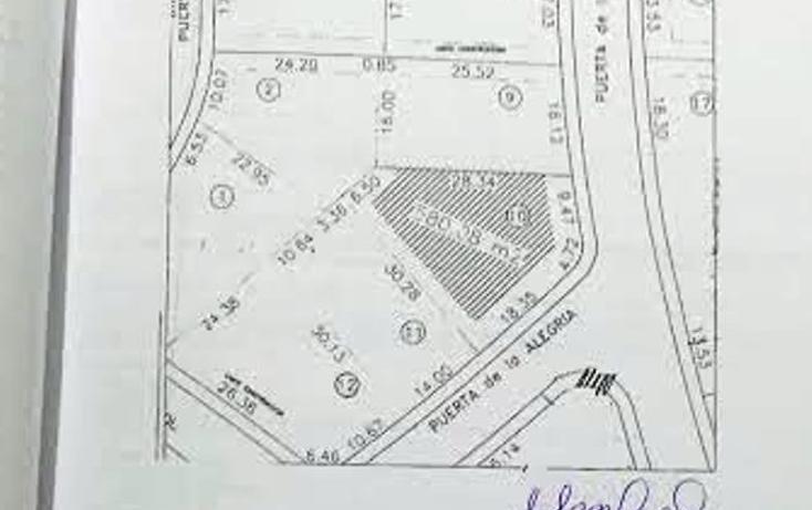 Foto de terreno habitacional en venta en, puerta plata, zapopan, jalisco, 952229 no 02