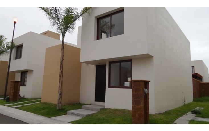 Foto de casa en renta en  , puerta real, corregidora, querétaro, 2018006 No. 01