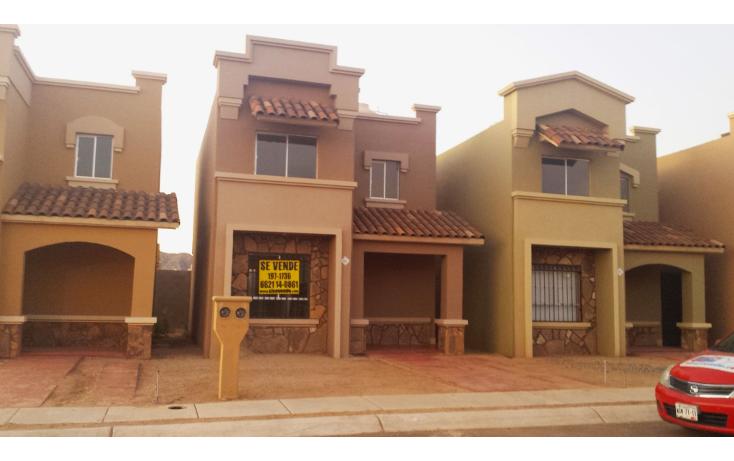 Foto de casa en venta en  , puerta real residencial, hermosillo, sonora, 1055789 No. 01