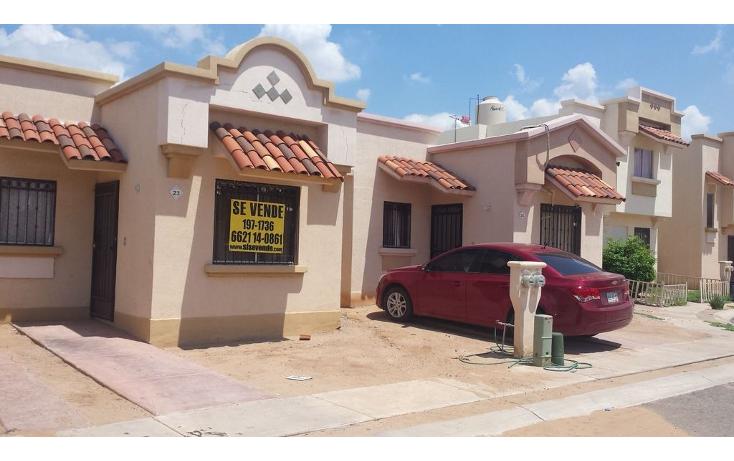 Foto de casa en venta en  , puerta real residencial, hermosillo, sonora, 1199661 No. 01