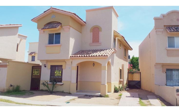 Foto de casa en venta en  , puerta real residencial, hermosillo, sonora, 1413413 No. 01