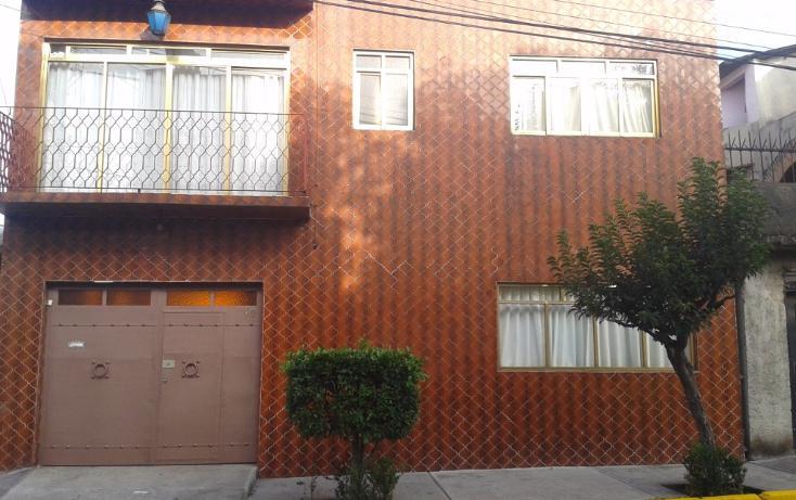 Foto de casa en venta en puerto aéreo , moctezuma 2a sección, venustiano carranza, distrito federal, 1717602 No. 01