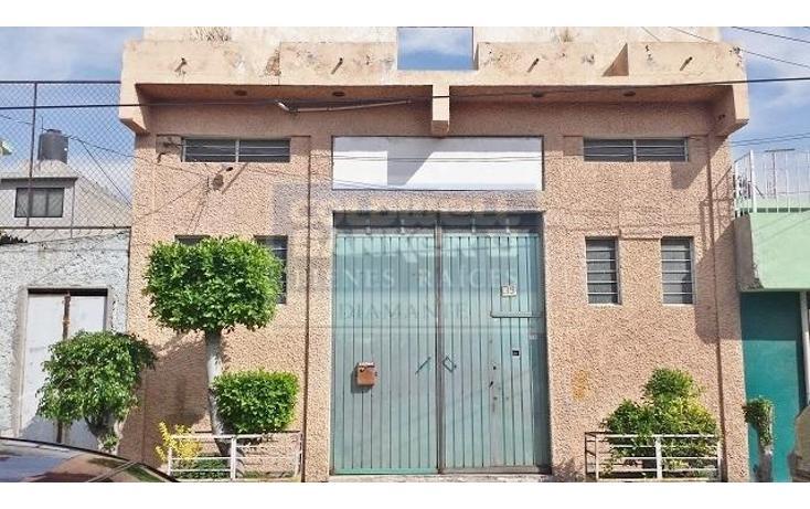 Foto de nave industrial en venta en  39, jardines de casa nueva, ecatepec de morelos, méxico, 739087 No. 01