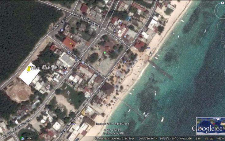 Foto de terreno comercial en venta en, puerto arturo, josé maría morelos, quintana roo, 1100715 no 01