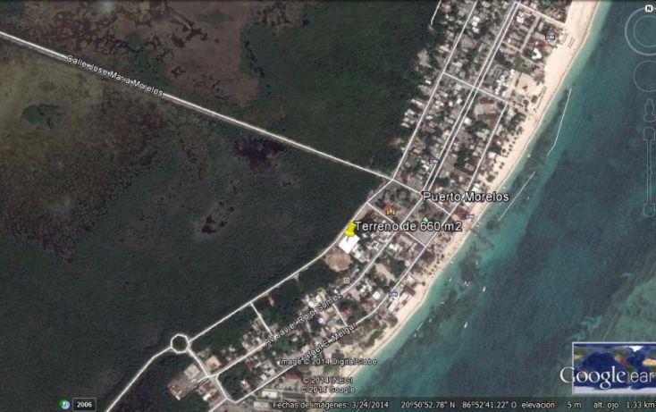 Foto de terreno comercial en venta en, puerto arturo, josé maría morelos, quintana roo, 1100715 no 04
