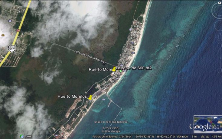 Foto de terreno comercial en venta en, puerto arturo, josé maría morelos, quintana roo, 1100715 no 05