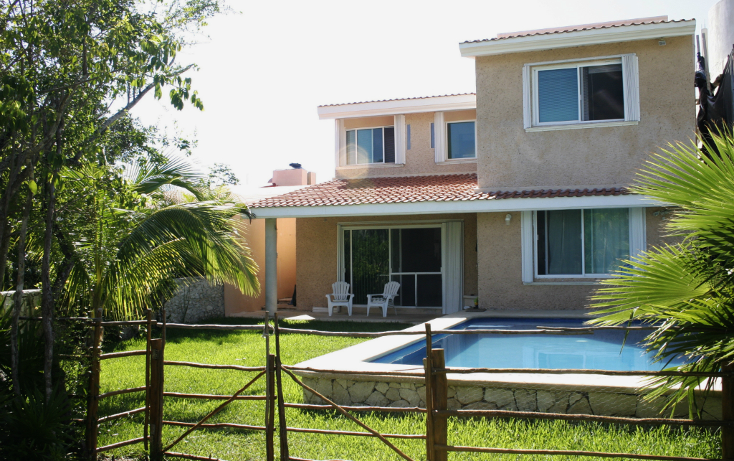 Foto de casa en venta en  , puerto aventuras, solidaridad, quintana roo, 1050653 No. 01