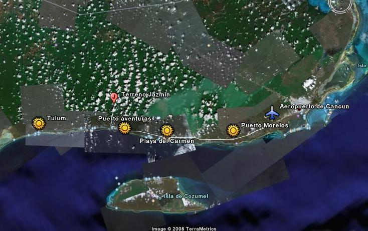 Foto de terreno habitacional en venta en  , puerto aventuras, solidaridad, quintana roo, 1060759 No. 02