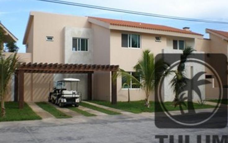 Foto de casa en venta en  , puerto aventuras, solidaridad, quintana roo, 1078797 No. 01