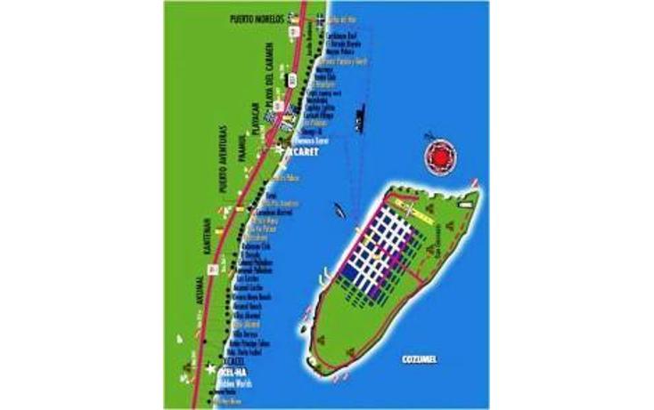 Foto de terreno habitacional en venta en  , puerto aventuras, solidaridad, quintana roo, 1098345 No. 07