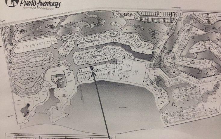 Foto de terreno habitacional en venta en, puerto aventuras, solidaridad, quintana roo, 1231621 no 01