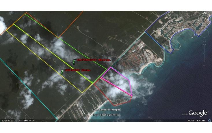 Foto de terreno comercial en venta en  , puerto aventuras, solidaridad, quintana roo, 1258149 No. 04