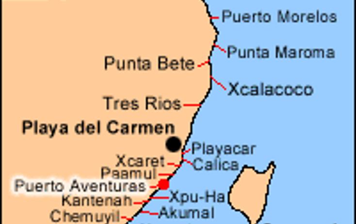 Foto de terreno habitacional en venta en  , puerto aventuras, solidaridad, quintana roo, 1482783 No. 04