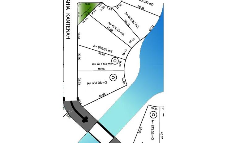 Foto de terreno habitacional en venta en  , puerto aventuras, solidaridad, quintana roo, 1760272 No. 03