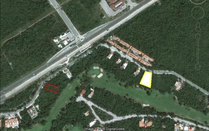 Foto de terreno habitacional en venta en  , puerto aventuras, solidaridad, quintana roo, 1863520 No. 01