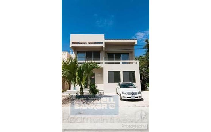 Foto de casa en venta en  , puerto aventuras, solidaridad, quintana roo, 2012337 No. 01