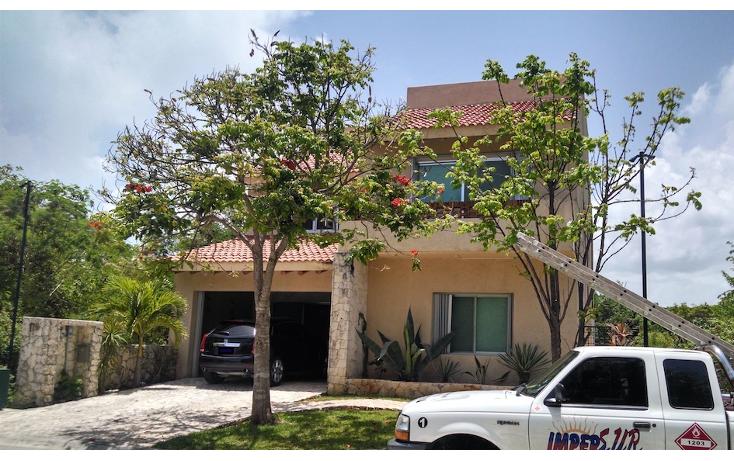 Foto de casa en venta en  , puerto aventuras, solidaridad, quintana roo, 2037112 No. 01