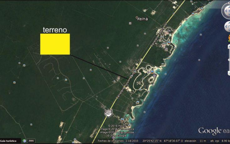 Foto de terreno habitacional en venta en, puerto aventuras, solidaridad, quintana roo, 940985 no 01