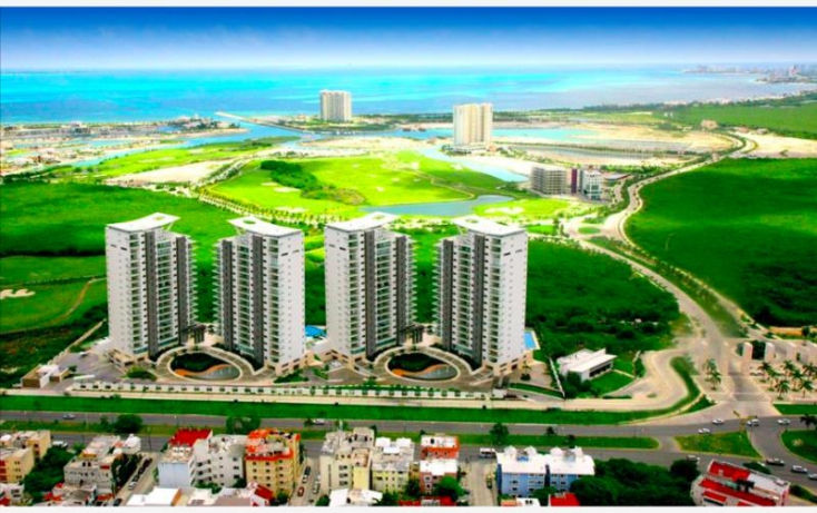 Foto de departamento en venta en puerto cancun, región 84, benito juárez, quintana roo, 776711 no 01