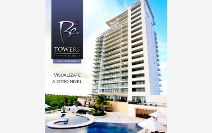 Foto de departamento en venta en puerto cancun, región 84, benito juárez, quintana roo, 776711 no 34