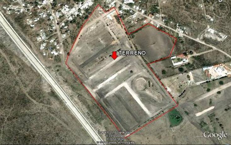 Foto de terreno habitacional en venta en  , puerto de aguirre, querétaro, querétaro, 1274787 No. 01