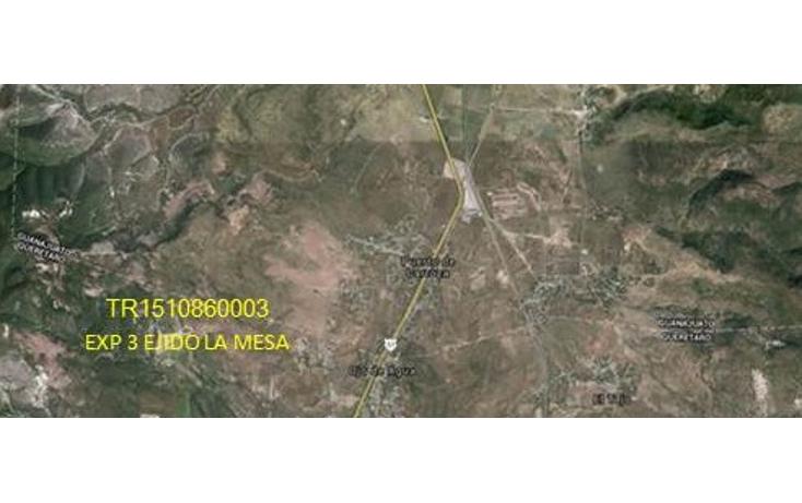 Foto de terreno comercial en venta en  , puerto de carroza, san josé iturbide, guanajuato, 2037192 No. 01