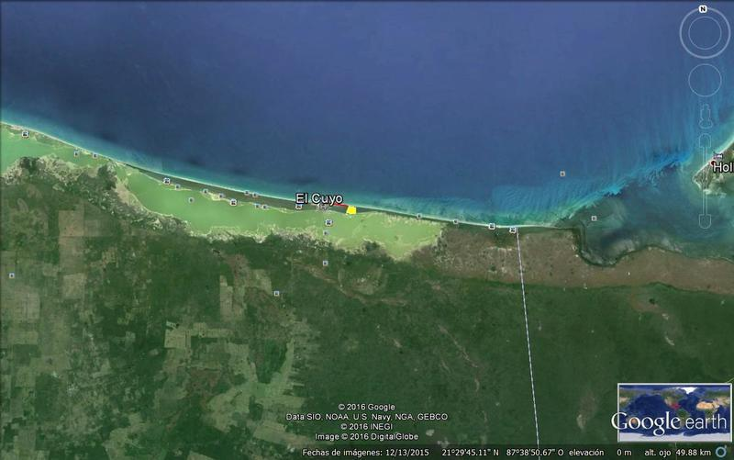Foto de terreno habitacional en venta en  , puerto de san felipe, san felipe, yucatán, 1874318 No. 11