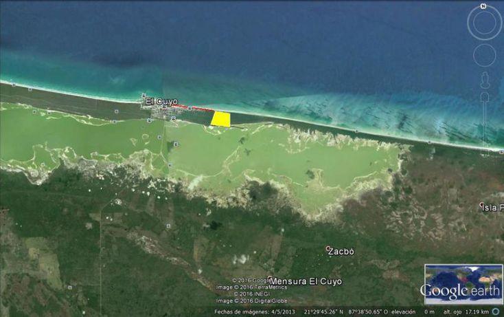 Foto de terreno habitacional en venta en, puerto de san felipe, san felipe, yucatán, 1874318 no 13