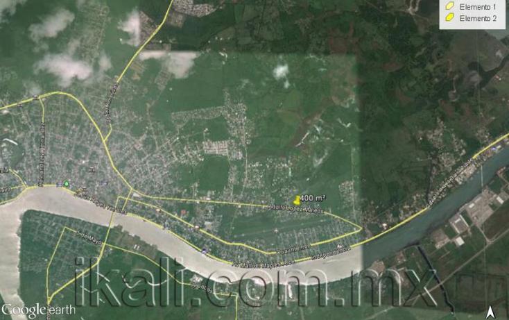 Foto de terreno habitacional en venta en puerto de veracruz , del puerto, tuxpan, veracruz de ignacio de la llave, 841327 No. 10