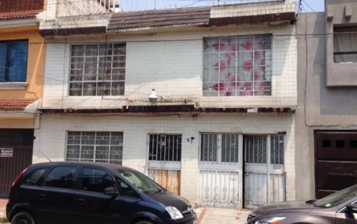 Foto de casa en venta en puerto de zihuatanejo 87, ampliación casas alemán, gustavo a madero, df, 1923576 no 01