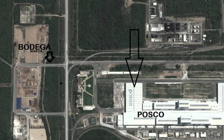 Foto de bodega en renta en, puerto escondido, altamira, tamaulipas, 1550656 no 14