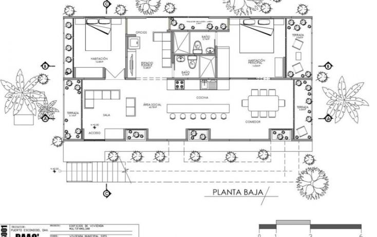 Foto de departamento en venta en, puerto escondido centro, san pedro mixtepec dto 22, oaxaca, 1571912 no 05
