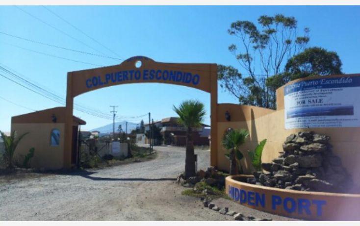 Foto de terreno habitacional en venta en puerto escondido, puerto escondido, ensenada, baja california norte, 1029325 no 02