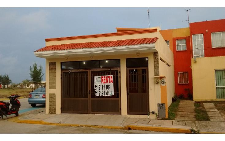 Foto de casa en renta en  , puerto esmeralda, coatzacoalcos, veracruz de ignacio de la llave, 1661928 No. 01