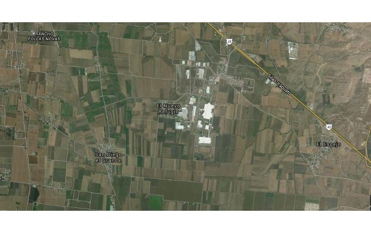 Foto de terreno industrial en venta en  , puerto interior, silao, guanajuato, 1399801 No. 01