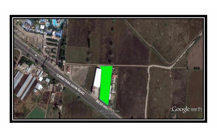 Foto de terreno comercial en renta en  , puerto interior, silao, guanajuato, 1819560 No. 01