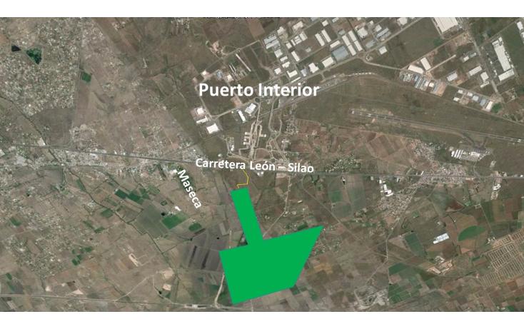 Foto de terreno comercial en venta en  , puerto interior, silao, guanajuato, 1930316 No. 02