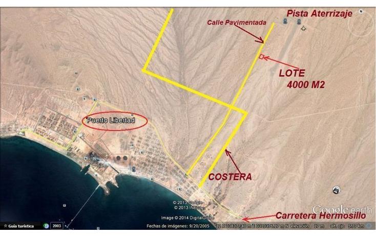 Foto de terreno comercial en venta en  , puerto libertad, pitiquito, sonora, 1070173 No. 01