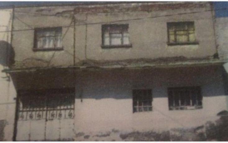 Foto de terreno habitacional en venta en puerto manzanillo terreno con construccion en venta, ampliación casas alemán, gustavo a madero, df, 1936474 no 01