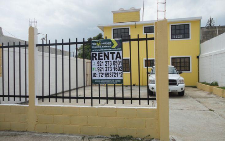 Foto de departamento en renta en, puerto méxico, coatzacoalcos, veracruz, 1609540 no 01