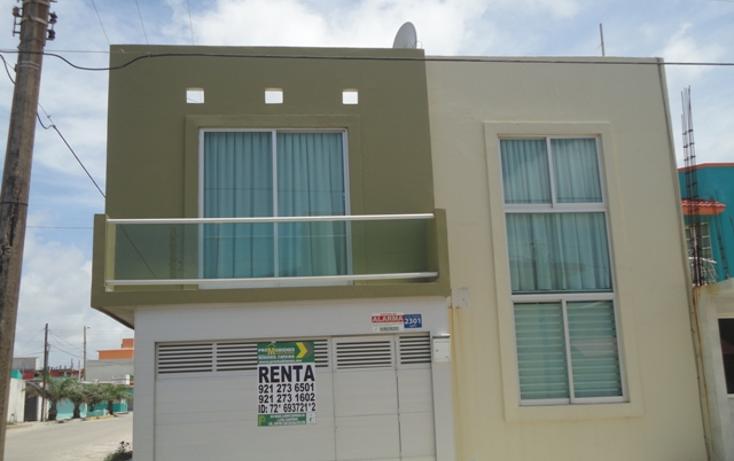 Foto de casa en renta en  , puerto méxico, coatzacoalcos, veracruz de ignacio de la llave, 1059547 No. 01