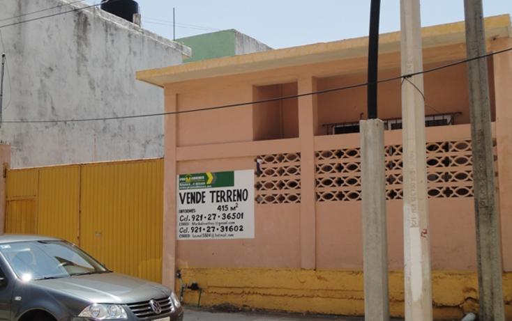 Foto de terreno habitacional en venta en  , puerto méxico, coatzacoalcos, veracruz de ignacio de la llave, 1242351 No. 01