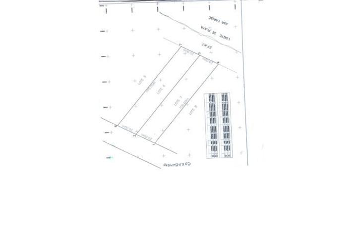 Foto de terreno comercial en venta en  , puerto morelos, benito juárez, quintana roo, 1062565 No. 11