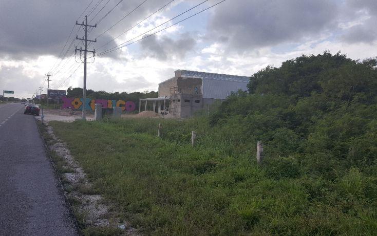 Foto de terreno comercial en venta en, puerto morelos, benito juárez, quintana roo, 1071697 no 03