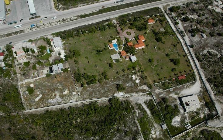 Foto de terreno habitacional en venta en  , puerto morelos, benito juárez, quintana roo, 1099077 No. 01