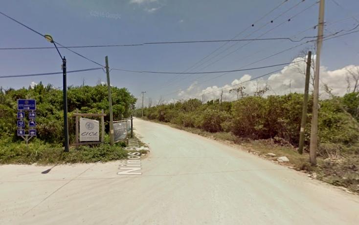 Foto de terreno comercial en venta en  , puerto morelos, benito ju?rez, quintana roo, 1100715 No. 02