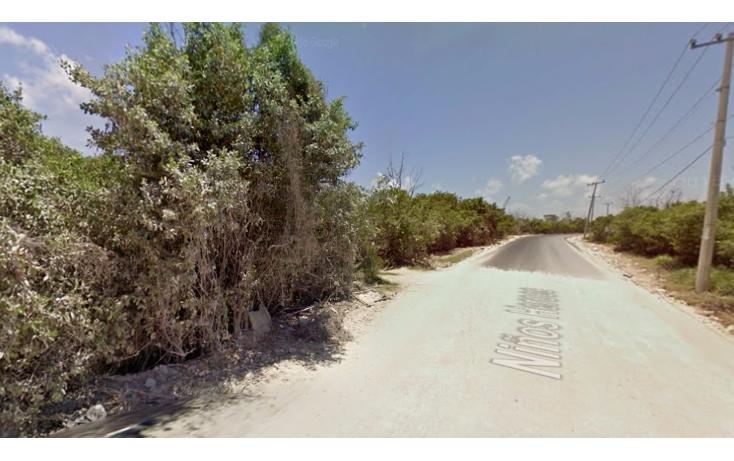 Foto de terreno comercial en venta en  , puerto morelos, benito ju?rez, quintana roo, 1100715 No. 03
