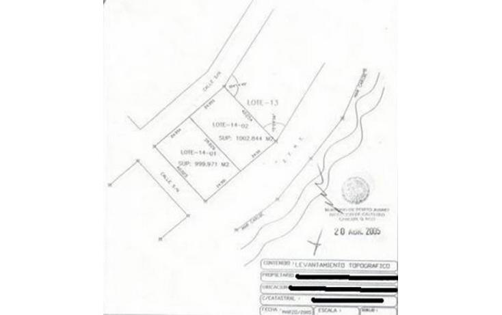 Foto de terreno comercial en venta en  , puerto morelos, benito ju?rez, quintana roo, 1101465 No. 07